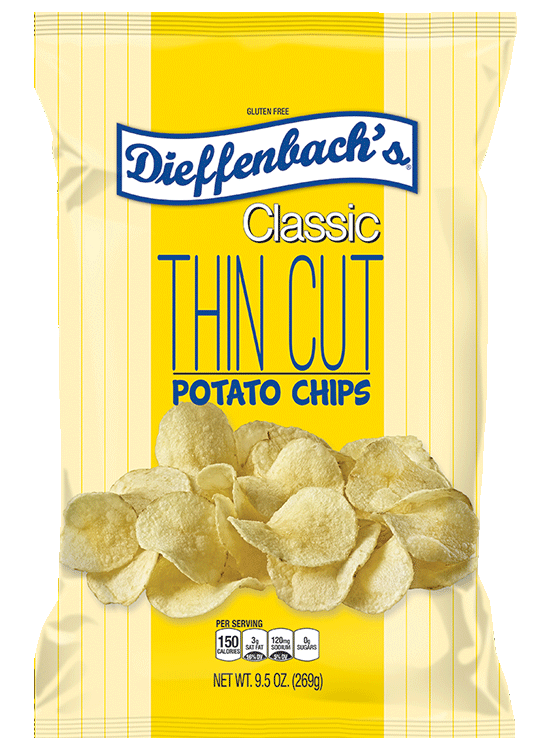 Dieffenbach's® Classic Thin Cut Potato Chips